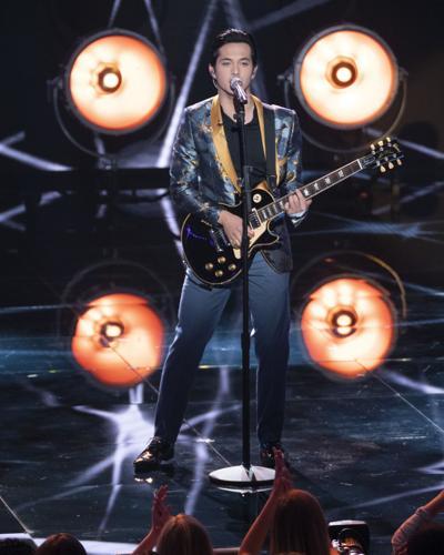 Louisiana's Laine Hardy advances on American Idol after