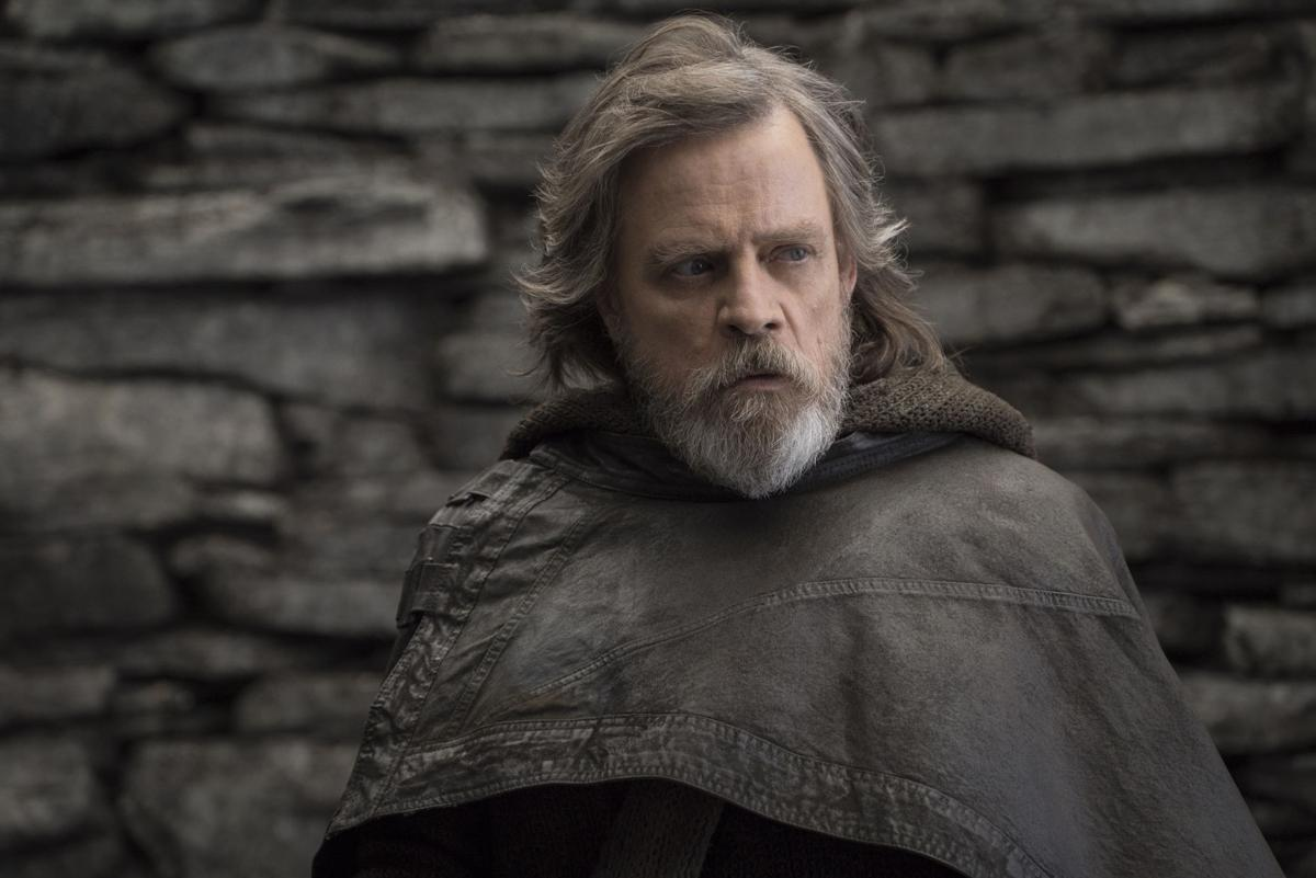 'Star Wars: The Last Jedi' still 1 for Red