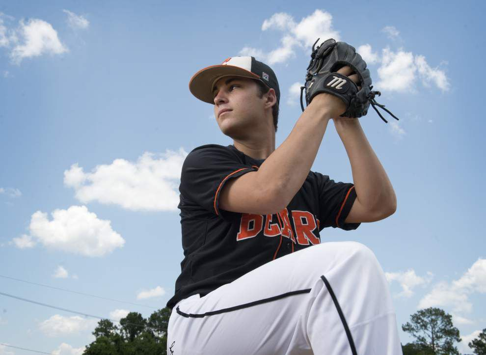 Catholic's Ross Massey is The Advocate's All-Metro baseball MVP for Classes 5A and 4A _lowres