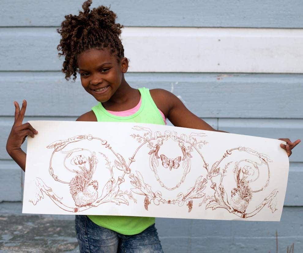 Kids thrive at Community Printshop _lowres
