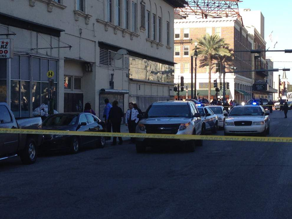 Teenager arrested after woman shot in chest at Canal and South Rampart in New Orleans _lowres