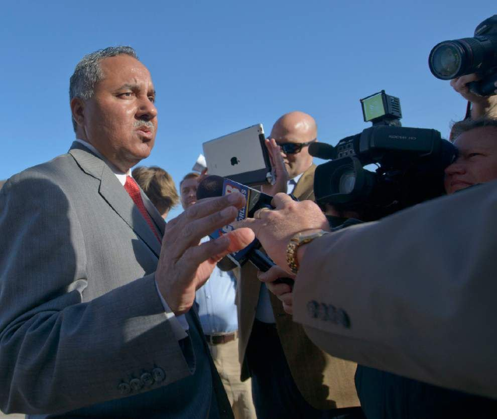 Sources: Sheriff Marlin Gusman, feds reach deal to avert takeover of New Orleans jail _lowres