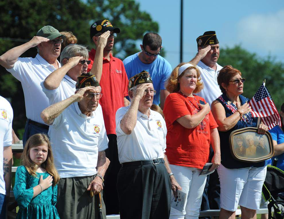 Photos: Youngsville remembers America's fallen on Memorial Day _lowres