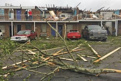 Severe Weather Deep South