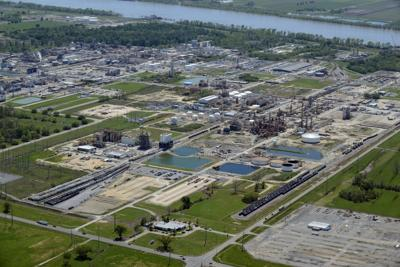 Westlake Chemical Geismar site