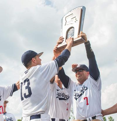 Teurlings Catholic baseball coach Mike Thibodeaux reflects on team's record-breaking season _lowres
