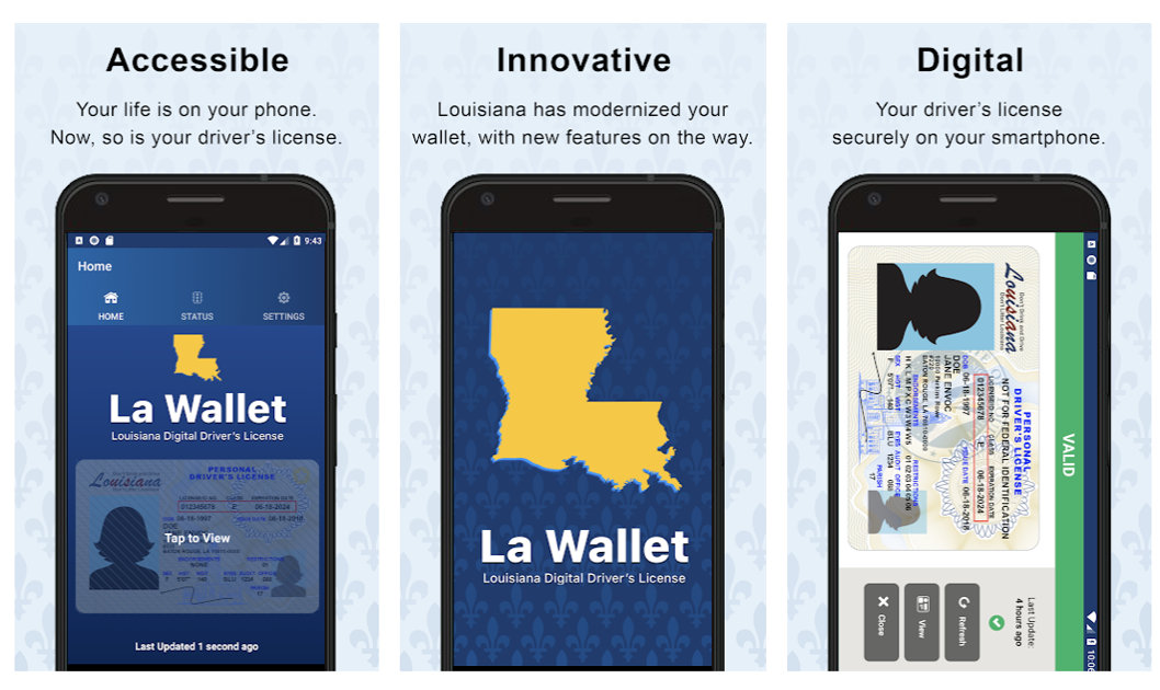 New 'Louisiana Wallet' app will let you carry legal copy of your driver's license on your phone