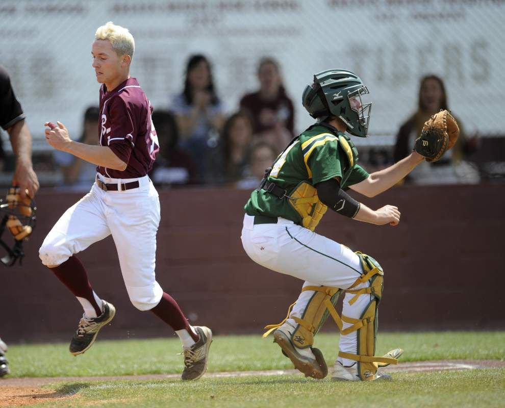 Breaux Bridge baseball team back where it wants to be _lowres
