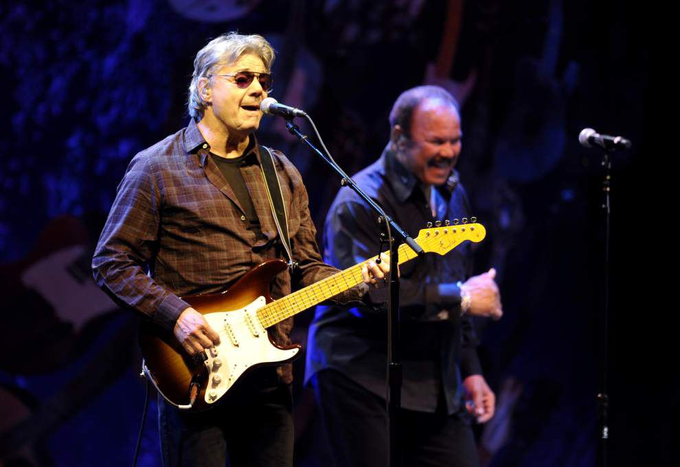 Journey and Steve Miller carry the torch back to the Smoothie King Center _lowres