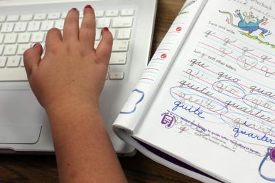 Attention, students: Cursive writing could become requirement in public schools _lowres