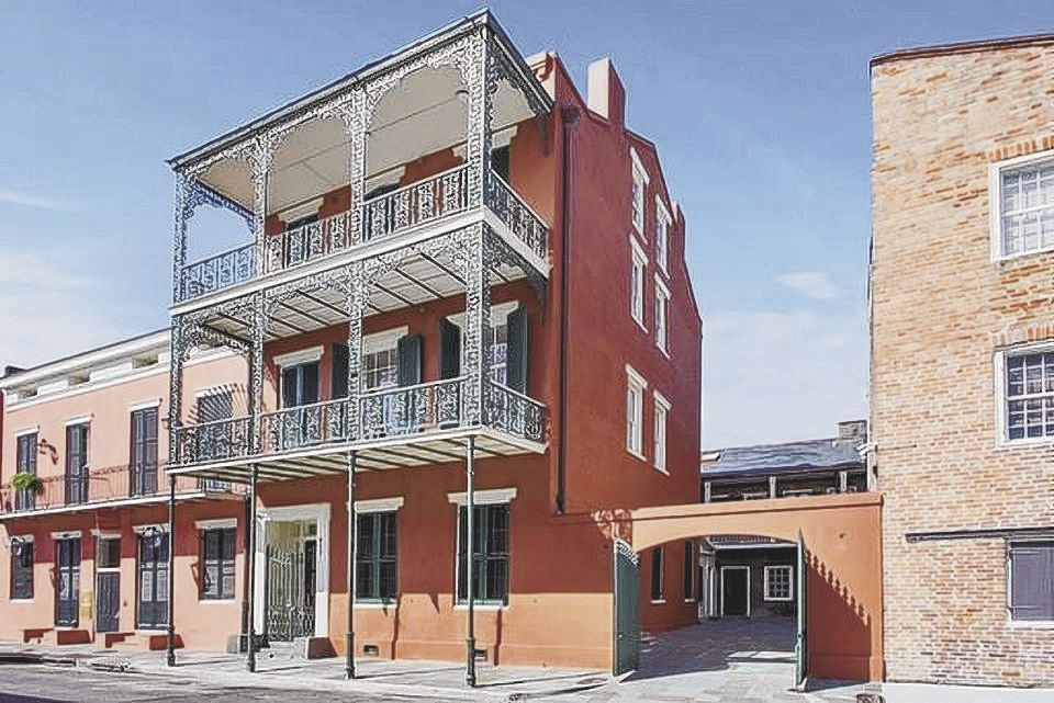 917 Dumaine St. in the French Quarter