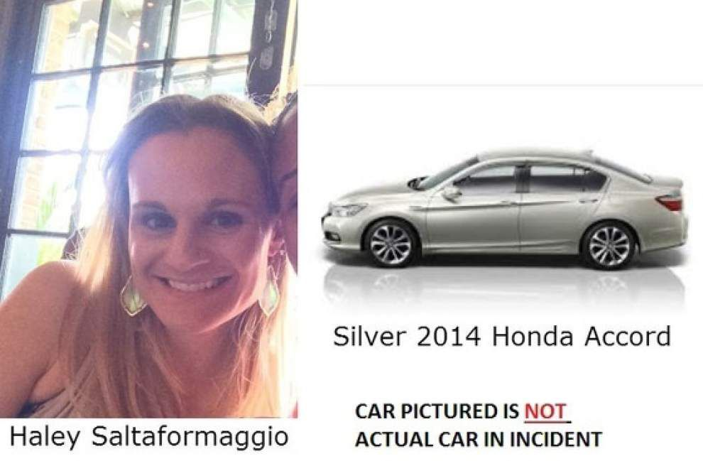 Update: Missing Mandeville woman found dead in her vehicle Sunday in New Orleans _lowres