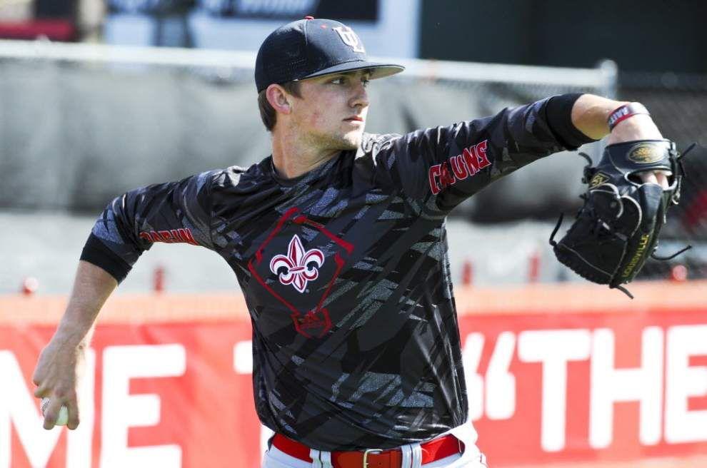 Seeking first road win of the season, Ragin' Cajuns baseball visits Tulane _lowres