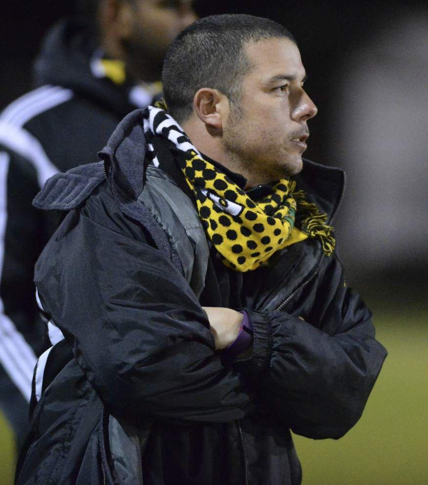 St. Amant boys, East Ascension girls wrap up soccer district titles with wins over rivals _lowres