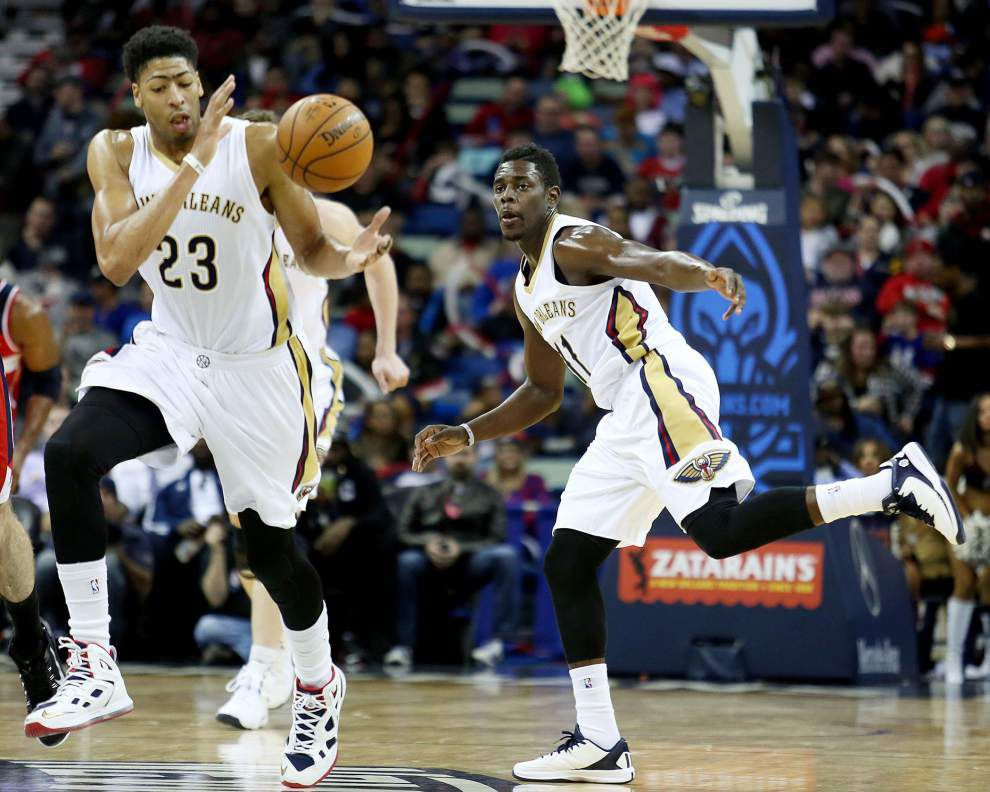Wizards beat Pelicans 92-85 with physical play, defense _lowres