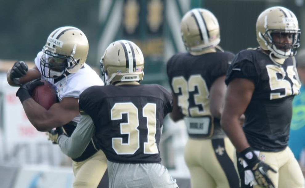 Safety Jairus Byrd expects to play for the Saints on Saturday _lowres