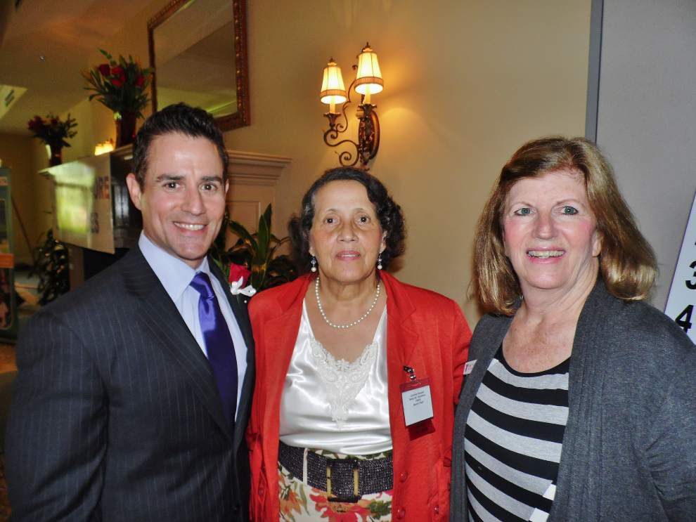St. Tammany Scene: West St. Tammany YMCA honors north shore heroes _lowres