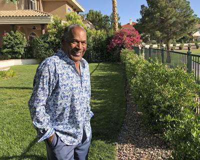 For OJ Simpson, a New Orleans trip among 'positives' of post-prison life, 25 years after grisly killings