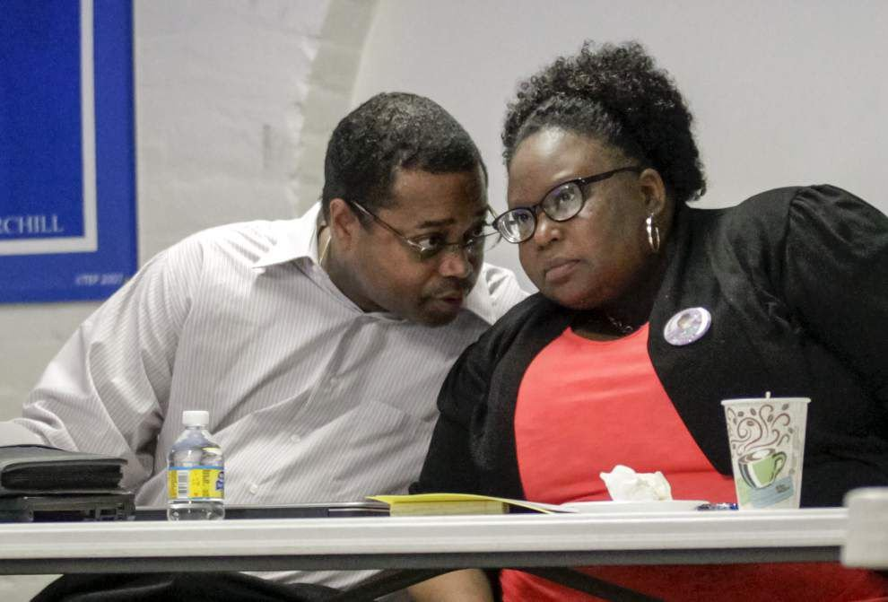 New Orleans public schools split over proposal to revise funding formula _lowres