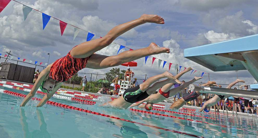 Photos: Gonzales Dolphins host swim meet _lowres