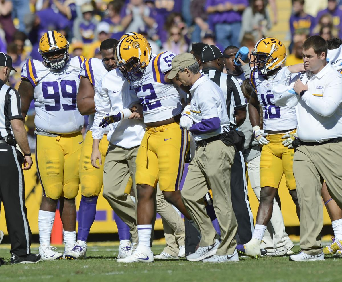 Kendell Beckwith injury