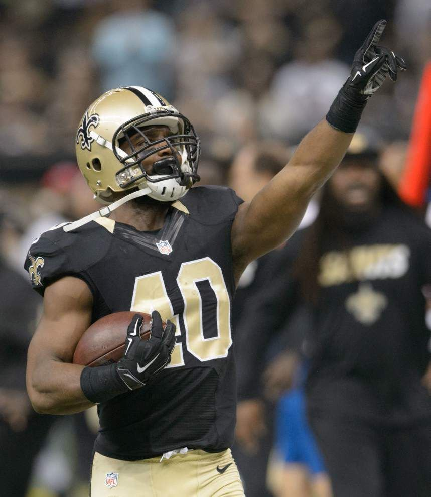 How good was Saints Delvin Breaux as a rookie Potential Pro Bowl