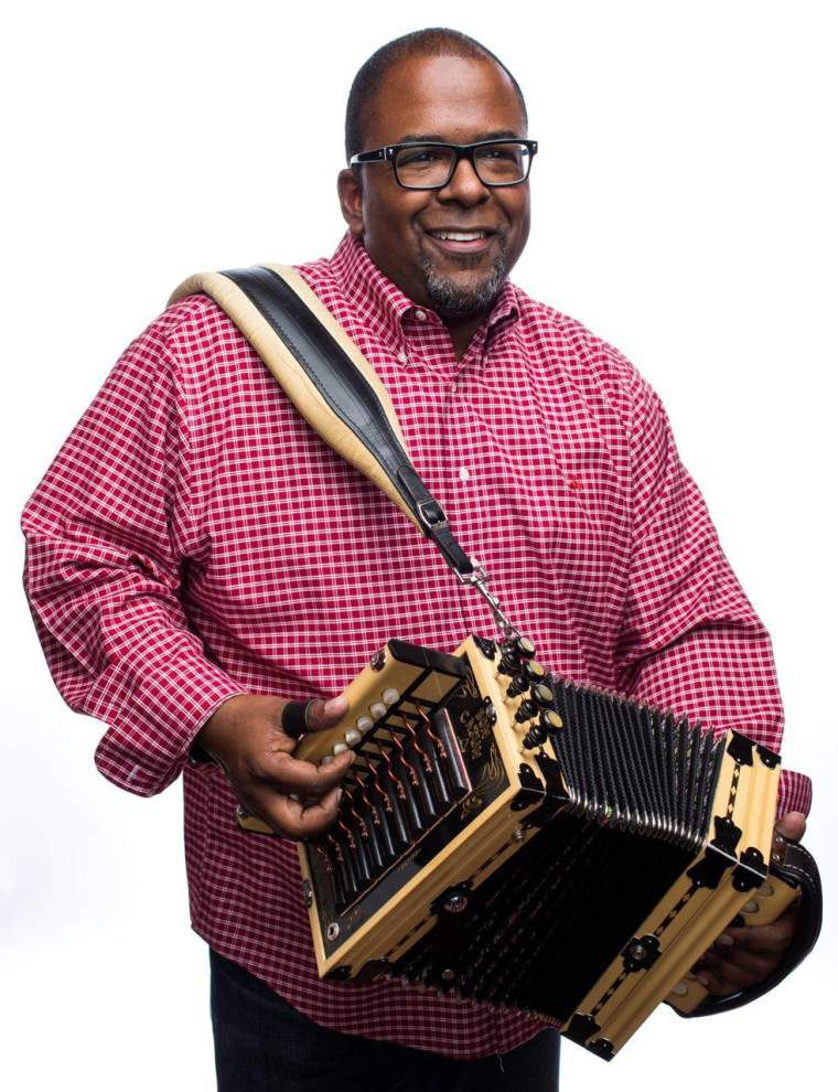 Free Cajun-Zydeco Festival in Armstrong Park this weekend is a family affair _lowres (copy)