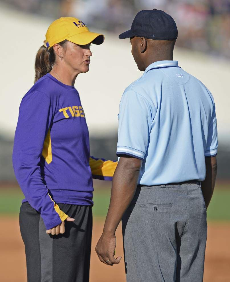 Turning point found? LSU softball team hopes to 'continue to build' Wednesday against Northwestern State _lowres