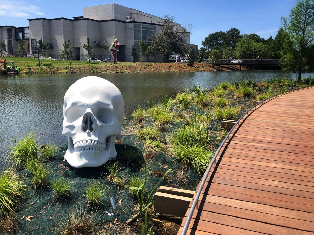 Good, better, Besthoff: Expanded sculpture garden at NOMA takes its place among top tier of its kind