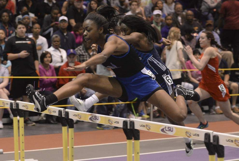 Led by Devyn Keith's four wins, John Curtis claims Division I indoor state meet; Lusher takes girls crown _lowres