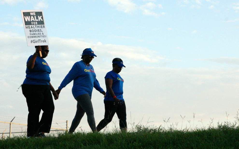 GirlTrek makes strides toward health, involvement _lowres