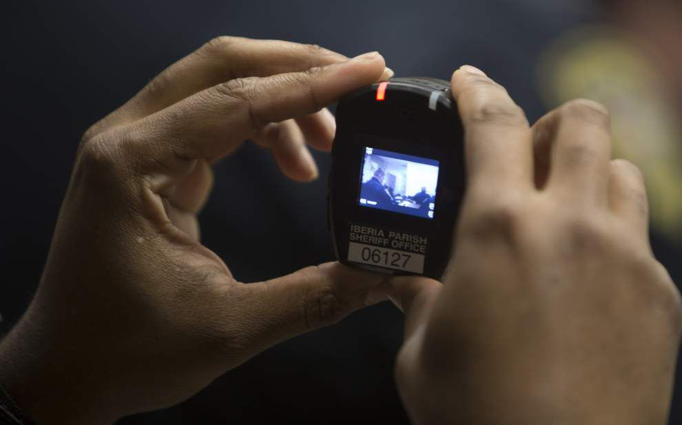 Louisiana Legislature looks at statewide rules for police-worn body cameras _lowres