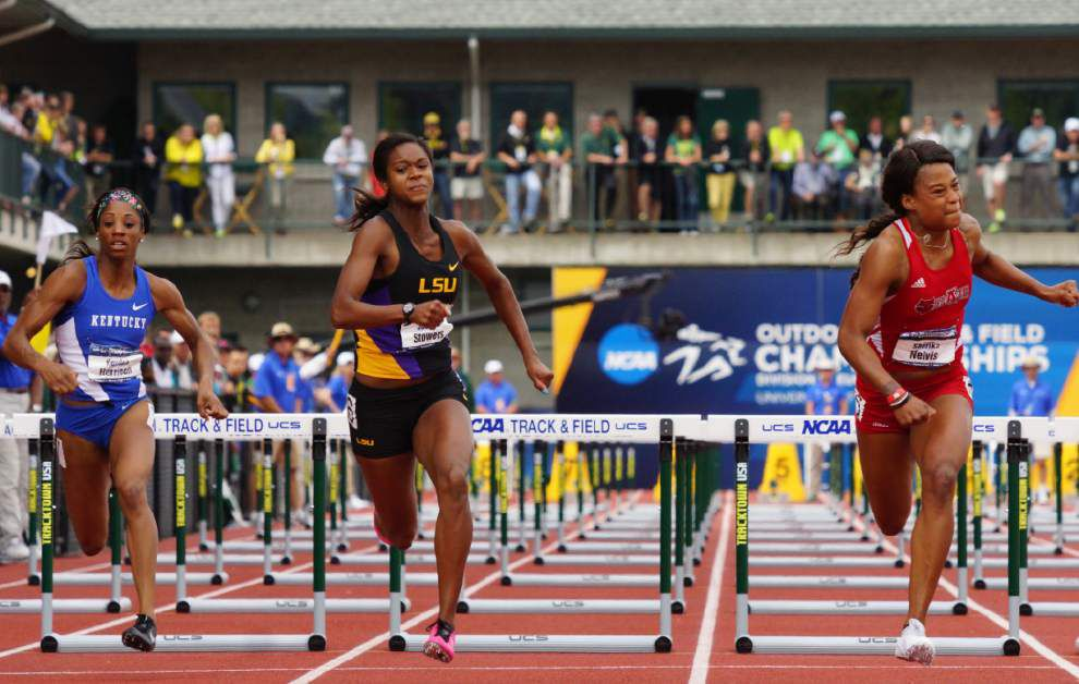 Tigers turn in solid efforts on final day of NCAA track championships _lowres