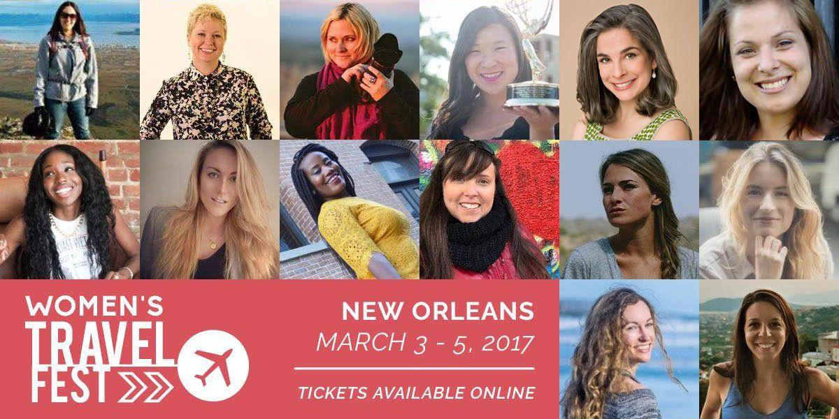 Women's Travel Fest heads to New Orleans_lowres