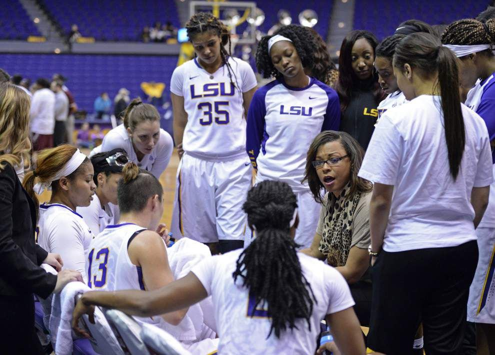 Nikki Fargas reflects as LSU prepares to host No. 24 Tennessee _lowres