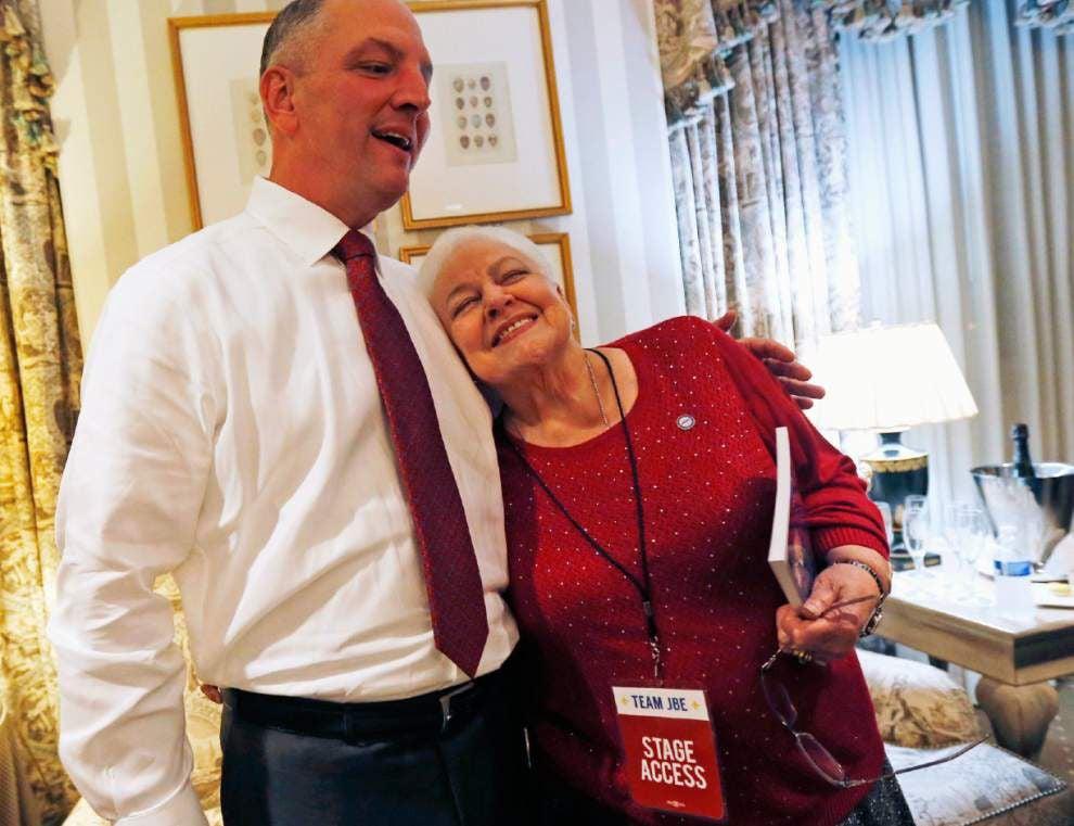 After defeating David Vitter, John Bel Edwards: Louisiana voters 'have chosen hope over scorn, over negativity' _lowres