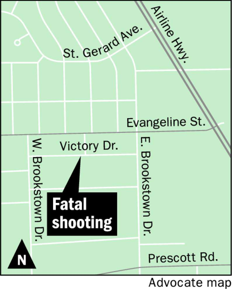 Four months after daughter's death in drive-by shooting, Baton Rouge man killed in what police term a homicide _lowres