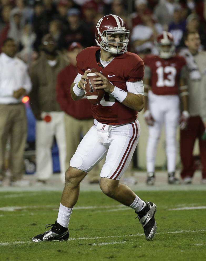 Breaking down the SEC's new look at quarterback _lowres
