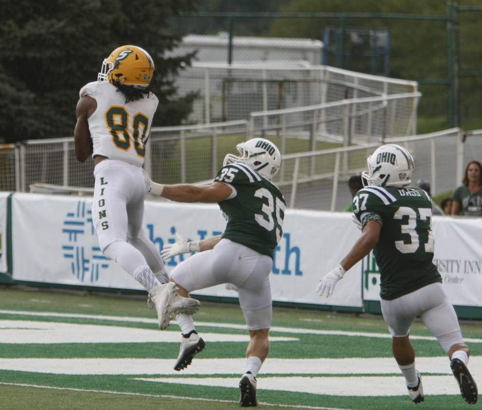 Southeastern Louisiana offense looks to light up in Thursday night home game against Lamar _lowres