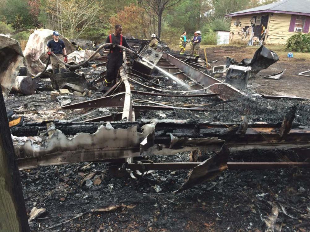Greensburg fire