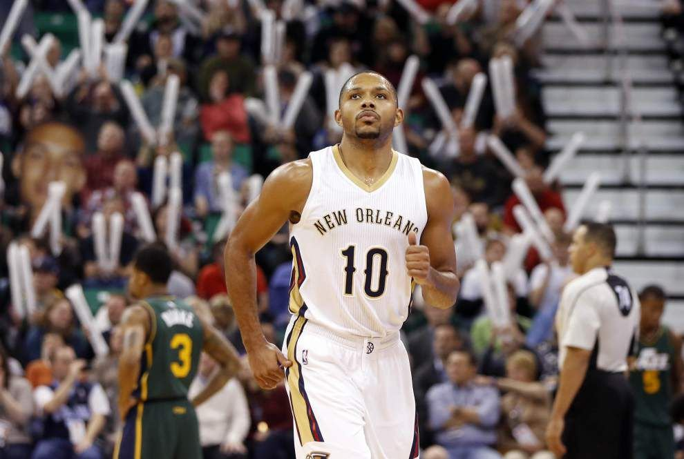 With return of Tyreke Evans, Pelicans guard Eric Gordon learning to adjust to coming off bench _lowres