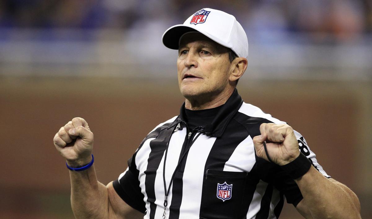 Report Longtime Nfl Referees Ed Hochuli Jeff Triplette