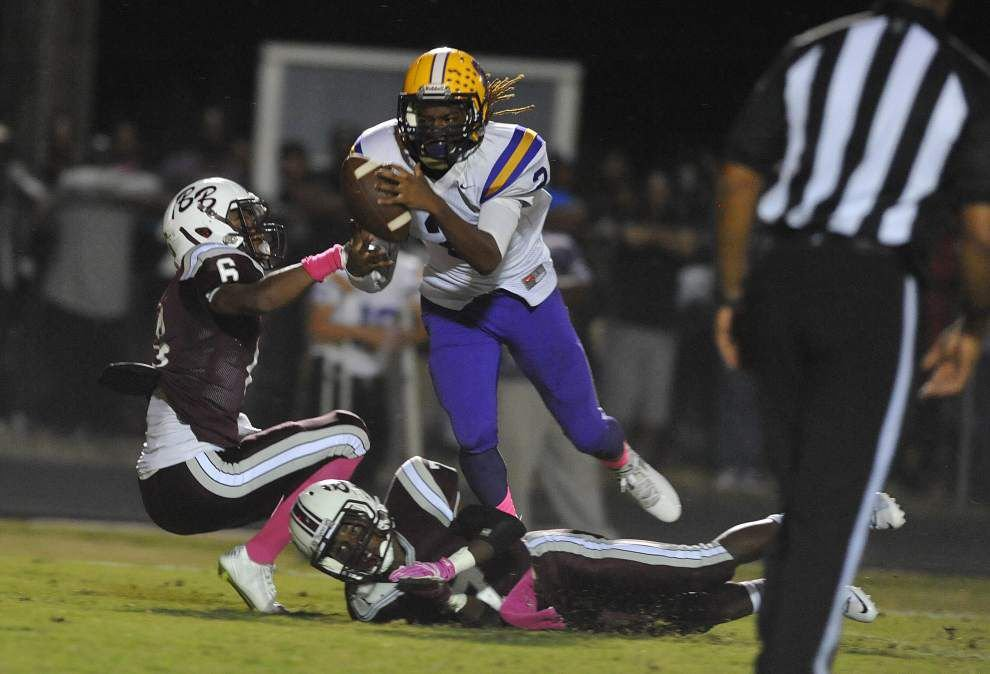 The eyes of St. Martin Parish will be eying Breaux Bridge, Cecilia _lowres