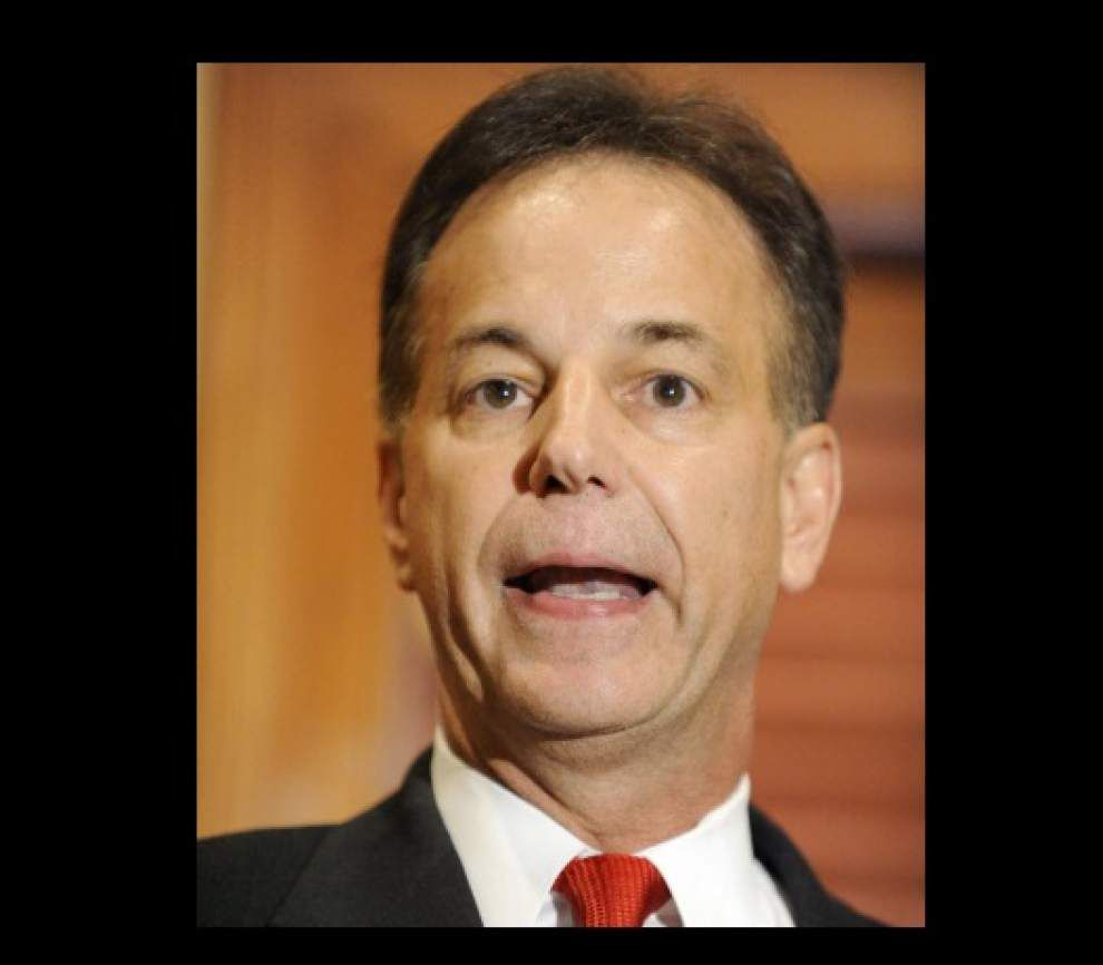 Scott Angelle to run for governor in 2015 _lowres