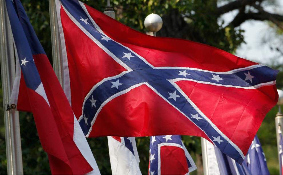 Banning Confederate flags in veterans cemeteries supported by La. Congressmen Steve Scalise, Cedric Richmond _lowres