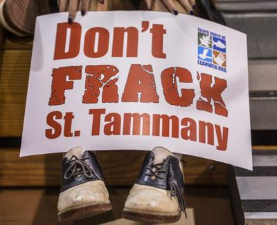 Abita Springs files suit again to stop fracking well _lowres