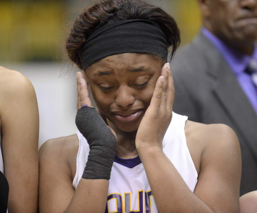 Photos: Images from the LHSAA girls basketball state tournament finals Saturday _lowres
