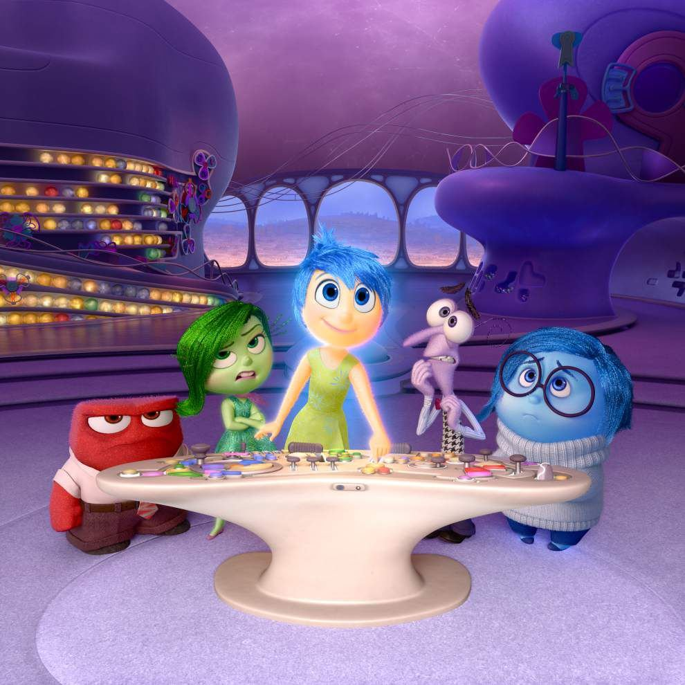 'Inside Out' celebrates edge over 'Magic Mike,' 'Terminator' _lowres