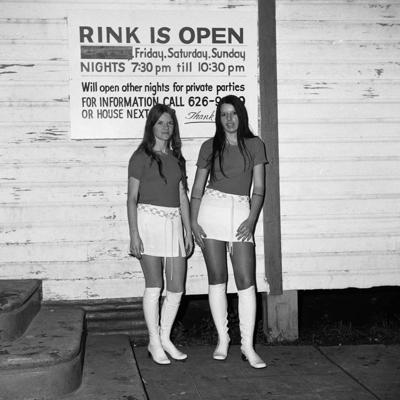 Bill Yates:' 'Sweetheart Roller Skating Rink' is a lost, more innocent world _lowres