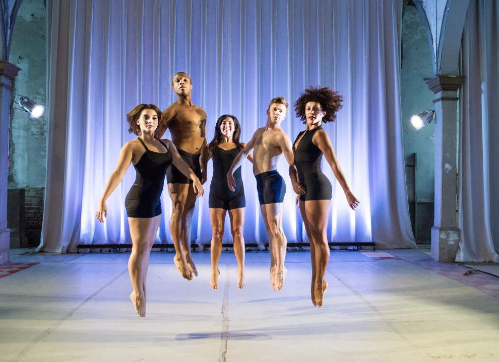 Company offers professional dancers a New Orleans option _lowres